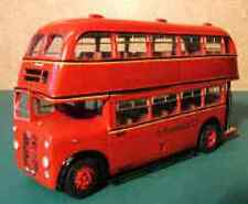 MIDLAND RED white-metal o resina BUS KIT DA W&T wtp11