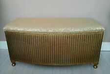 Wicker Vintage/Retro Ottomans & Footstools