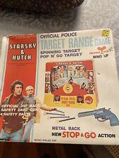 Vintage Starsky and Hutch Police Target Range