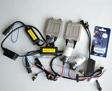 (CAN-BUS) H1 6000K Germany ASIC chip HYLUX Xenon HID conversion kit+PHILIPS W5W