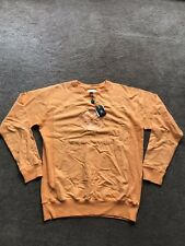 Soulland Sweater Orange Authentic Size Medium RRP £160