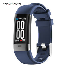 New Smart Bracelet  Activity Tracker Watch with Heart Rate Monitor Fitness Band