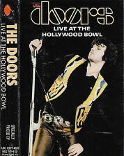 THE DOORS LIVE AT THE HOLLYWOOD BOWL CASSETTE EP Live Light My Fire