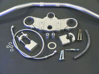 Lsl Superbike Lenker-Kit Suzuki TL 1000 S ( Ag ) 97-01 Argent