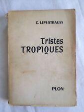 Tristes Tropiques - C. Lévi-Strauss