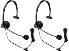 Panasonic KX-TCA60 (2-Pack) Over the Head Headset