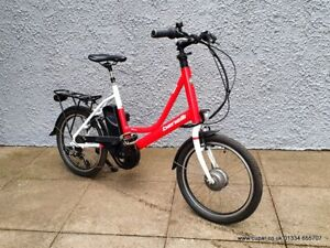 BENELLI CITY LINK COMPACT ELECTRIC BICYCLE EBIKE CHRISTMAS WINTER SPECIAL