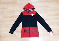 Nike air jordan Hoodie jacket  junior XXL (women S-M) hooded dress outer NWT