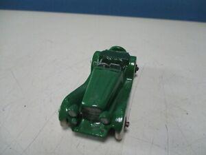 old dinky jaguar sports car