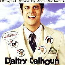 DALTRY CALHOUN - Johnny Knoxville Movie Score CD - New