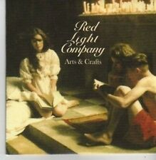 (AX987) Red Light Company, Arts & Crafts - DJ CD