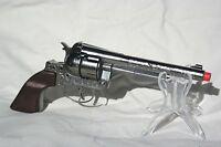 Cap Gun Beautifully Detailed 12 shot Cap Gun European Made 10011