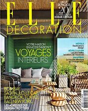 ELLE DECORATION June 2013 RON GILAD Colette Bel ROBERT RUBIN @EXCL@