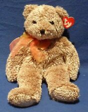 """TY CLASSIC PLUSH - JAVA THE BEAR – 14"""" INCHES TALL – MINT with MINT TAG"""