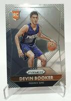 2015-16 Panini Prizm Devin Booker RC Rookie Prizm NBA Basketball