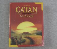 New Catan 5th Edition Extension 5-6 Player Sealed 2016 3072