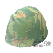 Vietnam War US Marine M1 Helmet Cover Mitchell Camouflage Reversible Splinter