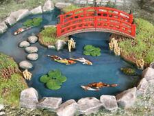Samurai Large Pond Suitable for 25-32mm Fantasy or Historical Wargaming