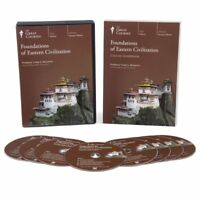 Foundations of Eastern Civilization (DVD, Course Guidebook) Ships in 12 hours!!!