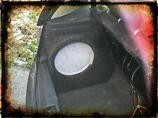 Vauxhall Corsa C Sound upgrade speaker sub box 12 10 OEM stealth side enclosure