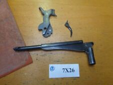 Loading Lever, Trigger, and Hammer For A Pistol Blackpowder