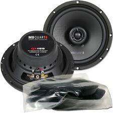MB QUART Front Auto Lautsprecher Kompo für MERCEDES C-Klasse W//S202-1993-2001