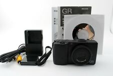 Ricoh Gr Digital III 10.0MP Digital Kamera Mit / Acce [ EXC Japan 640688