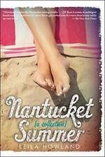 NANTUCKET SUMMER - HOWLAND, LEILA - NEW PAPERBACK BOOK