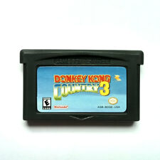 Donkey Kong Country 3 (Nintendo Game Boy Advance, 2005)