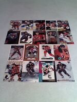 *****Claude Lemieux*****  Lot of 125+ cards.....82 DIFFERENT / Hockey