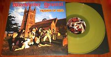 WITCHFINDER GENERAL FRIENDS OF HELL LP *RARE* YELLOW VINYL BOB EU PRESS 2010 New
