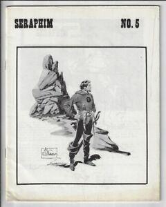Seraphim #5 F (1969)  Comics Fanzine Al Williamson Cover