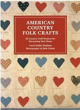 American Country Folk Crafts
