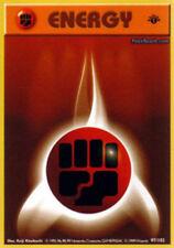 1x Fighting Energy - 97/102 - Common - 1st Edition NM-Mint Pokemon G1 - Base Set