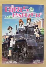 Girls und Panzer: Girls and Panzer 1 by Girls Und Panzer Production Team...