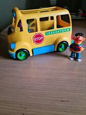 Sesame Street Schoolbus Count von Count + Ernie