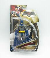 "Batman Vs Superman Grapnel Blast Batman 6"" Action Figure Mattel NEW FREE SHIP"