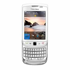 Blackberry Torch 9810 GSM Unlocked OS 7.0 Slider Cell Phone - White - FREE SHIP™