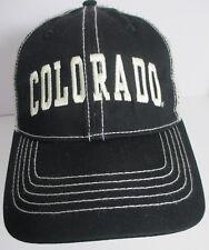 Colorado Trucker Snapback Hat Cap USA Embroidery New