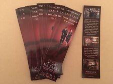 Saving mr banks Promotional Cardboard Bookmarks