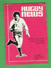 #Kk. Rugby Union News Program - 16/6 1980