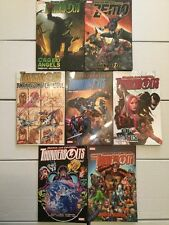 NM Marvel Thunderbolts Trade Paper Backs 7 Volumes TPB