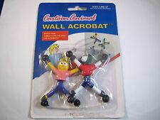 """WACKY WACKY"" CARTOON ANIMAL ACROBATIC WALL CRAWLERS-GREAT GIFT FOR EVERYONE!!"