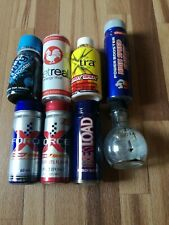 Energy drink Shots Plastik Voll Leer collector Sammler Empty Full can Mana