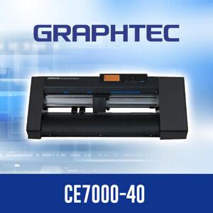 "GRAPHTEC 15"" CE7000-40 VINYL CUTTER"