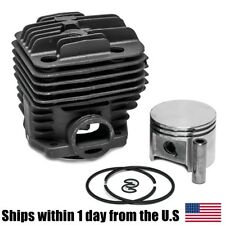 Cylinder Piston Kit Pins Bearing Fits Stihl Ts400 Concrete Brick Cut Saw