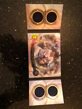 2019 Triple Threads Christian Yelich Windows Into Greatness Relic Book SP 04/10