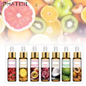 10ml Essential Oils Home Fragrance -DIY Wax Melt Candle Bath Bomb Soap Making