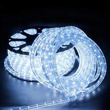 LED Tuyau Lumineux Guirlande Lumineuse Intérieur / Extérieur Tuyau Baguette 20M