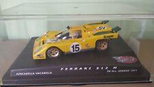 SLOT 1:32 Spirit Ferrari 512 M 24h. le mans 1971 ref:100203 Very rare  Mint box